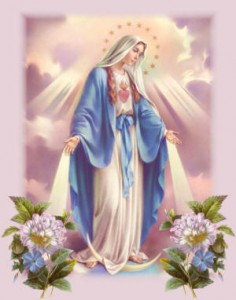 Mary - Month of May