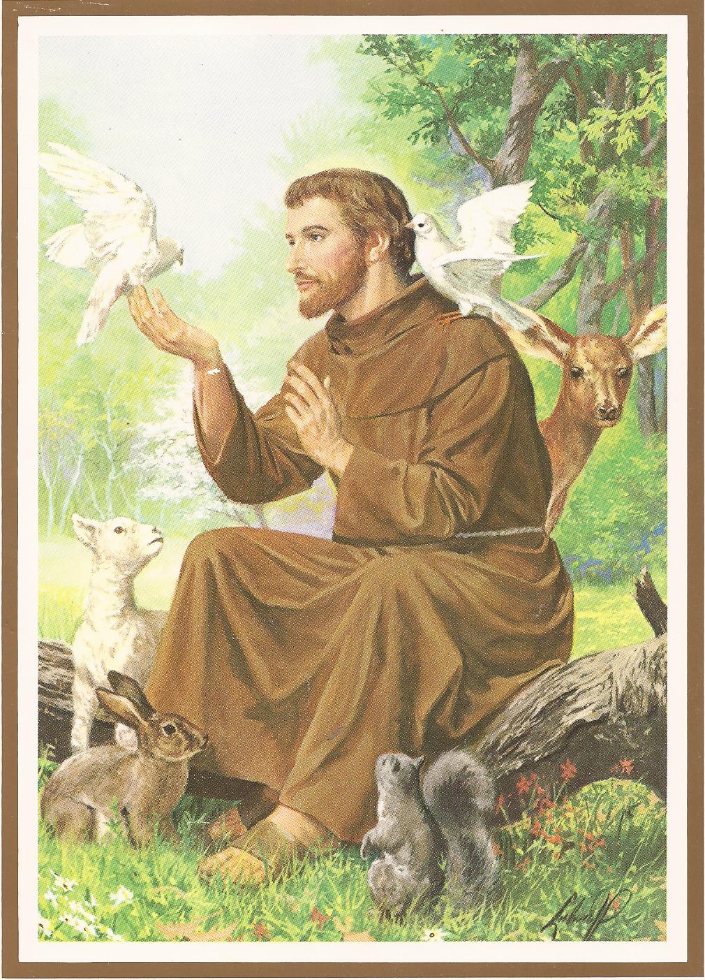 life of saint francis of assisi pdf