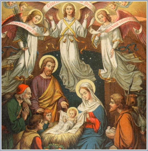 the solemnity of the birth of jesus christ