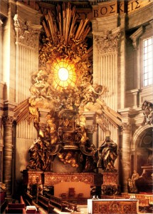 Chair of St. Peter Triumph
