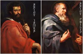 Sts. James and Philip