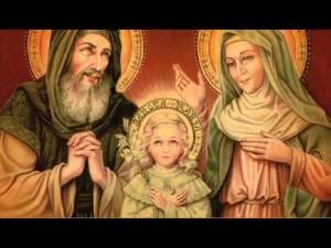 St. Joachim and Anne