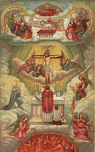 The Most Precious Blood Of Jesus