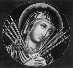 sorrows of Mary