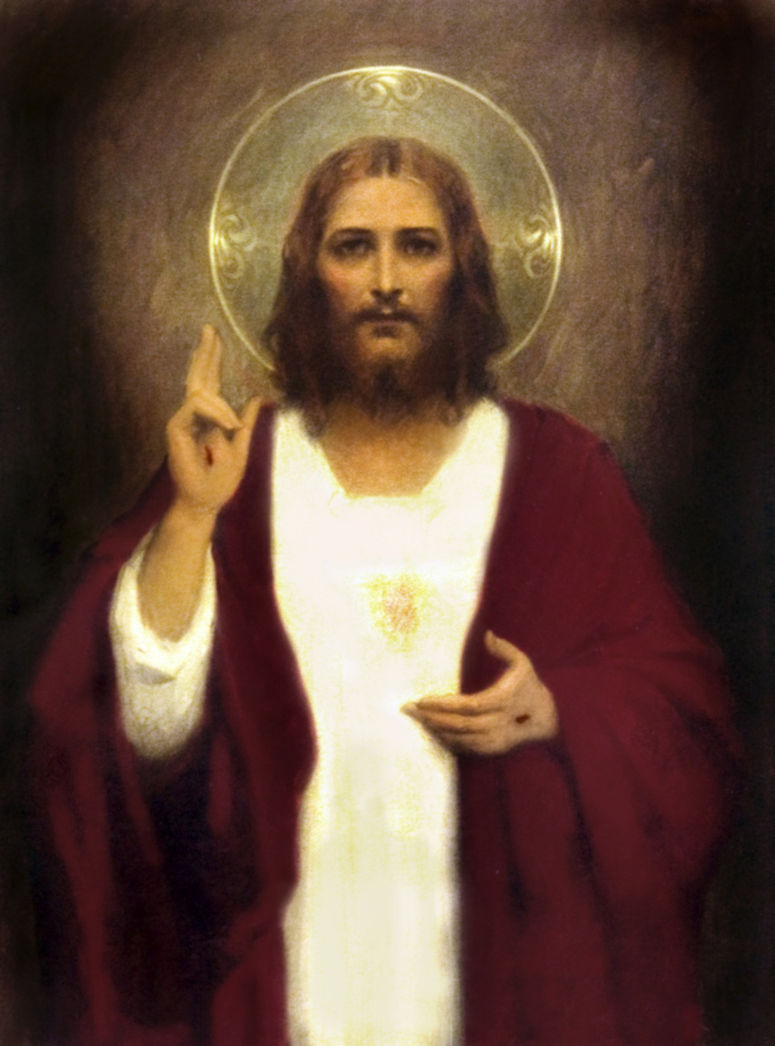 Month Of June Month Of The Sacred Heart Of Jesus
